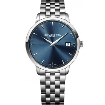 Raymond Weil Toccata Mens Stainless Steel Watch