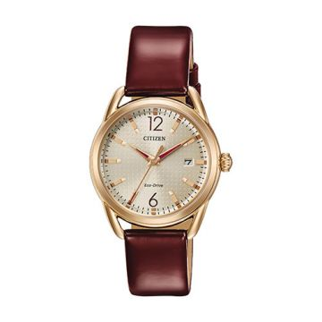 Citizen LTR Ladies Rose Stainless Steel Watch