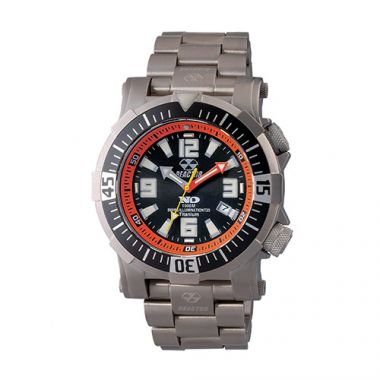 Reactor Poseidon Titanium LE Men's Watch