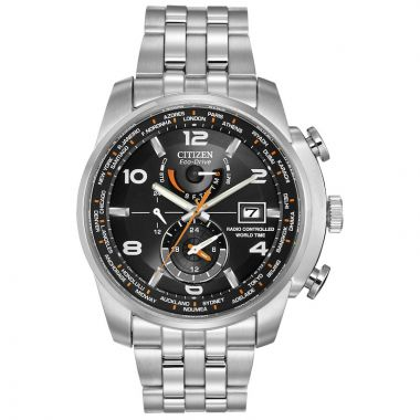 Citizen Eco-Drive World Time A-T