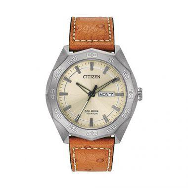 Citizen Super Titanium White Men's Watch