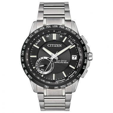 Citizen Eco-Drive Satellite Wave - World Time GPS