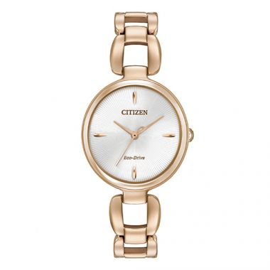 Citizen L Rose Stainless Steel Women's Watch