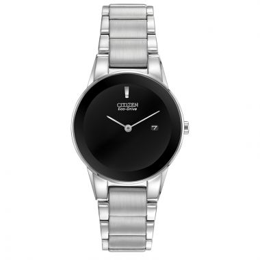Citizen Ladies Eco-Drive Stainless Steel Axiom Timepieces