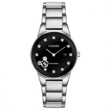 Citizen Mickey Mouse Eco-Drive Watch GA1051-58W