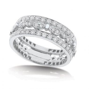 Doves 18k Yellow Gold Diamond Fashion Diamond Ring